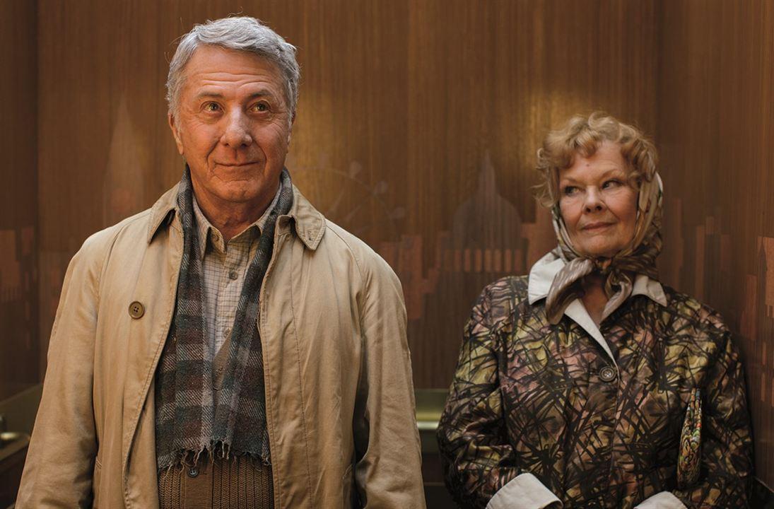Fotograf Dustin Hoffman, Judi Dench