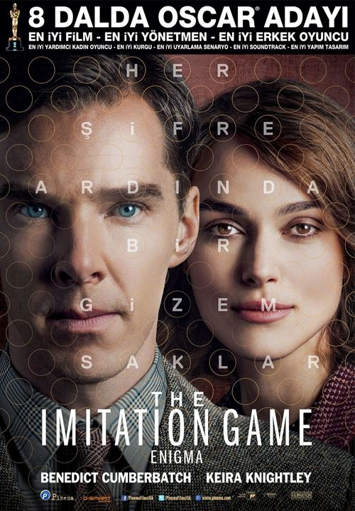 The Imitation Game: Enigma : Afis