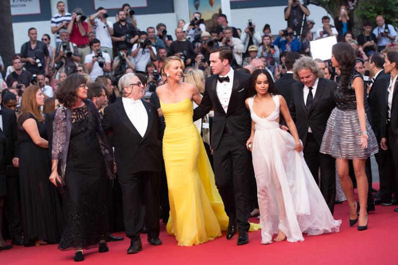 Mad Max: Fury Road : Vignette (magazine) Charlize Theron, George Miller, Nicholas Hoult, Tom Hardy, Zoë Kravitz