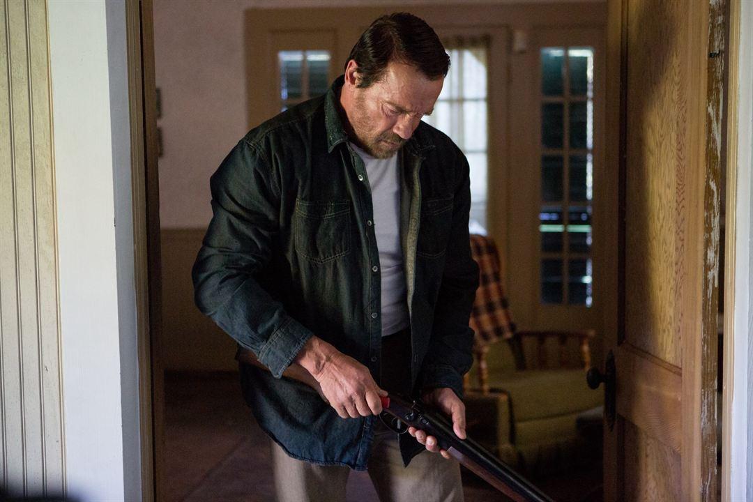 Maggie : Fotograf Arnold Schwarzenegger