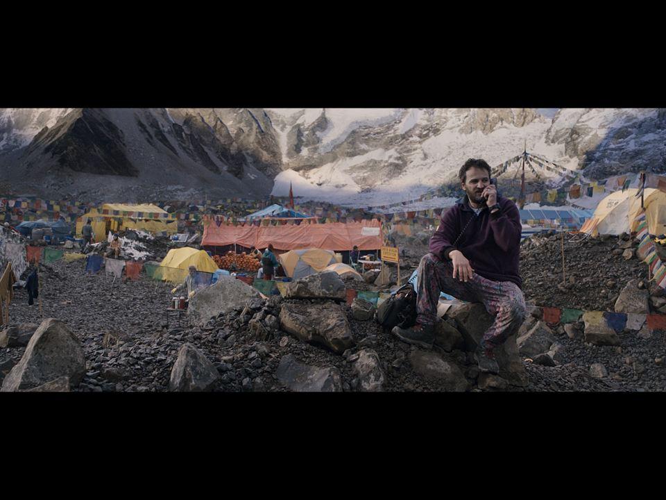 Everest : Fotograf Jason Clarke