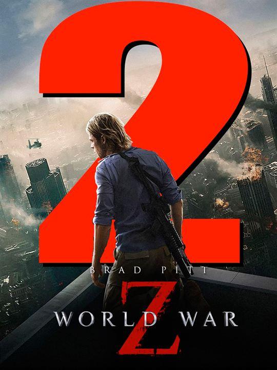 World War Z 2 : Afis