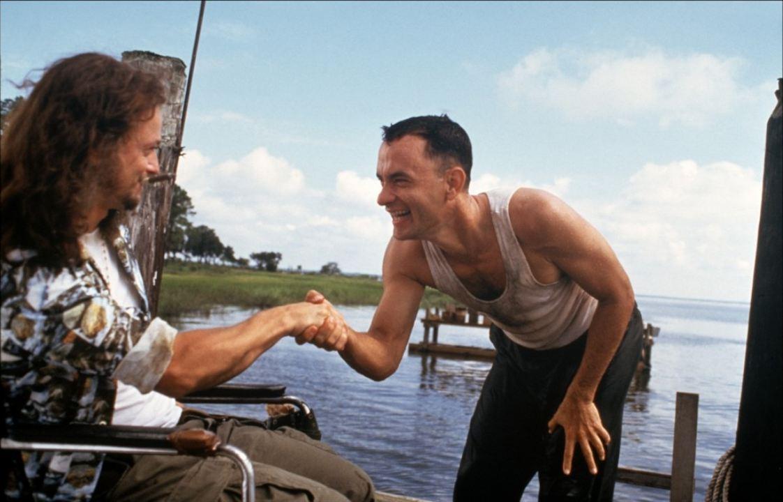 Forrest Gump: Tom Hanks