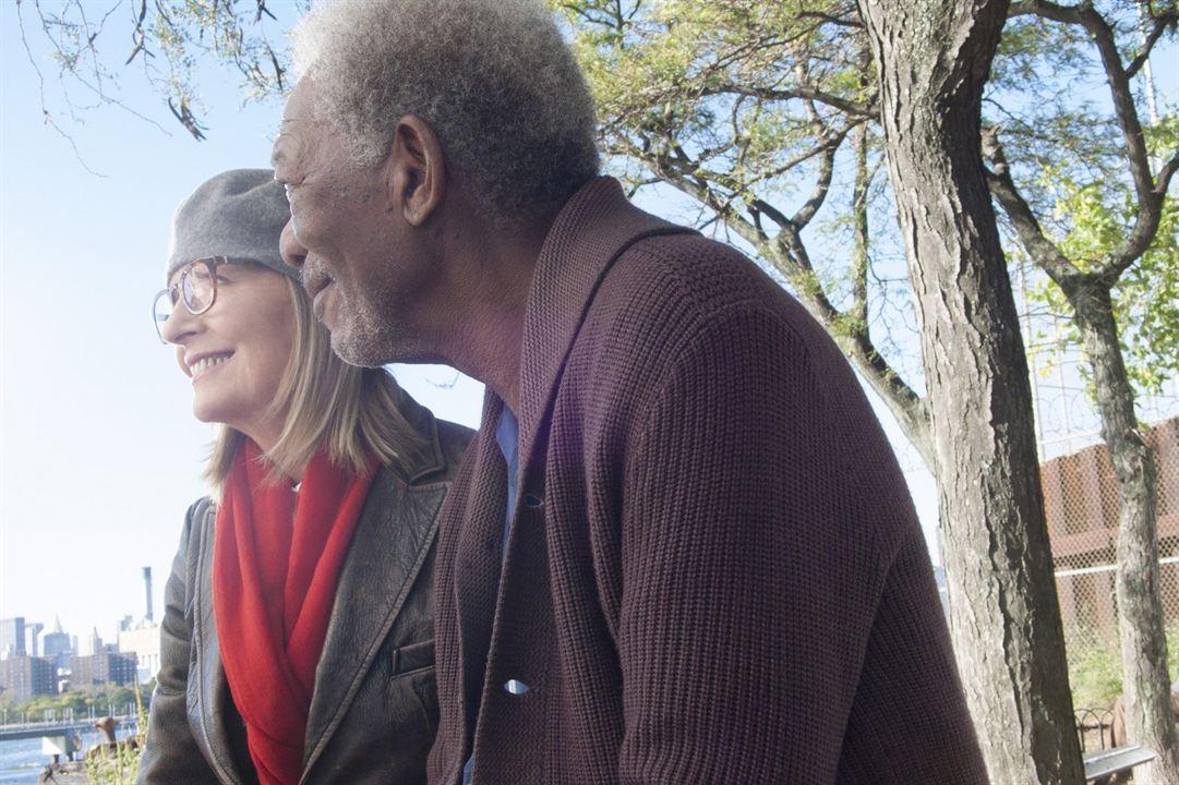 Fotograf Diane Keaton, Morgan Freeman