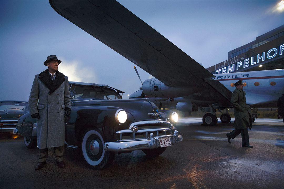 Casuslar Köprüsü : Fotograf Tom Hanks