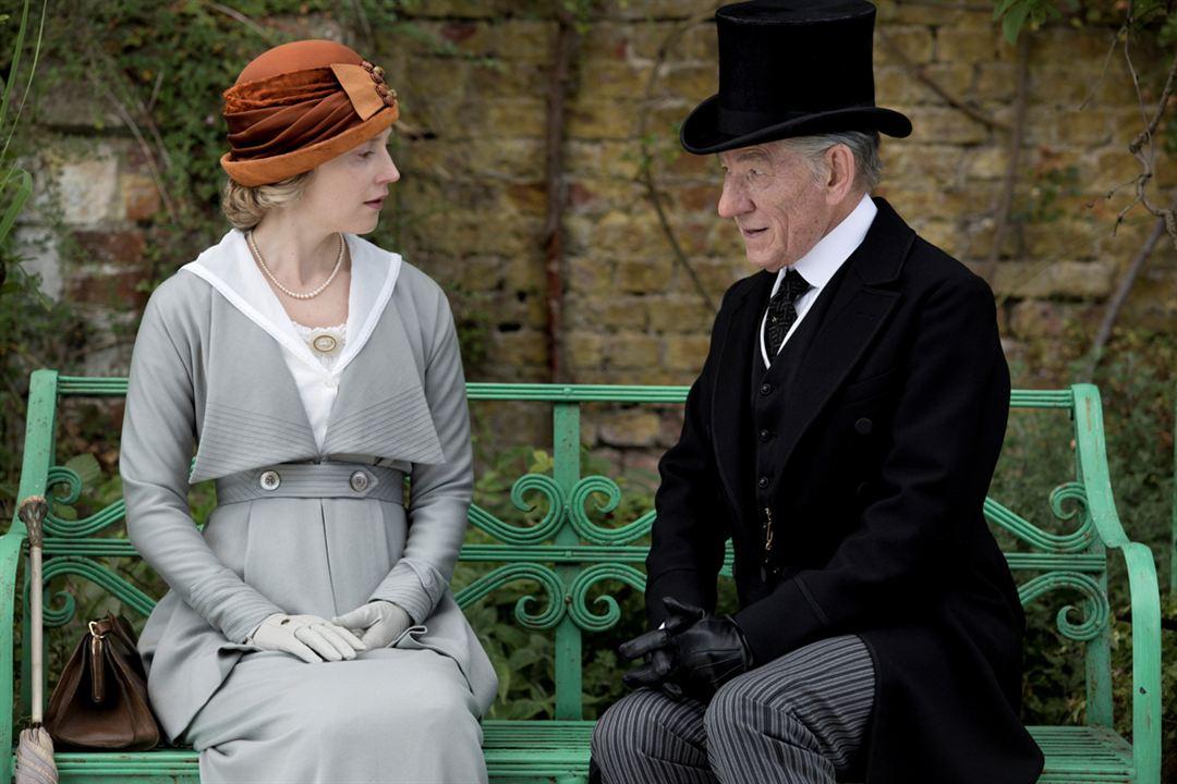 Mr. Holmes ve Müthis Sirri : Fotograf Hattie Morahan, Ian McKellen