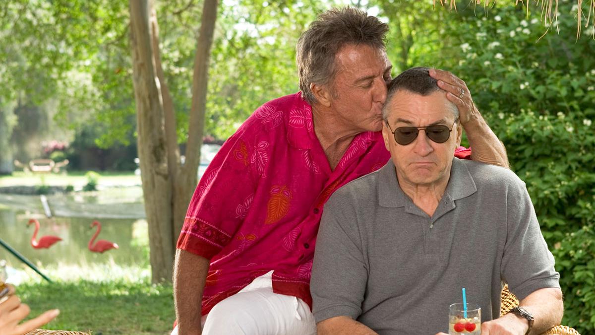 Zor Baba ve Dünür : Fotograf Dustin Hoffman, Robert De Niro
