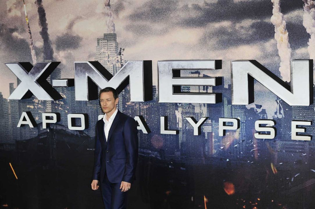 X-Men: Apocalypse : Vignette (magazine) James McAvoy