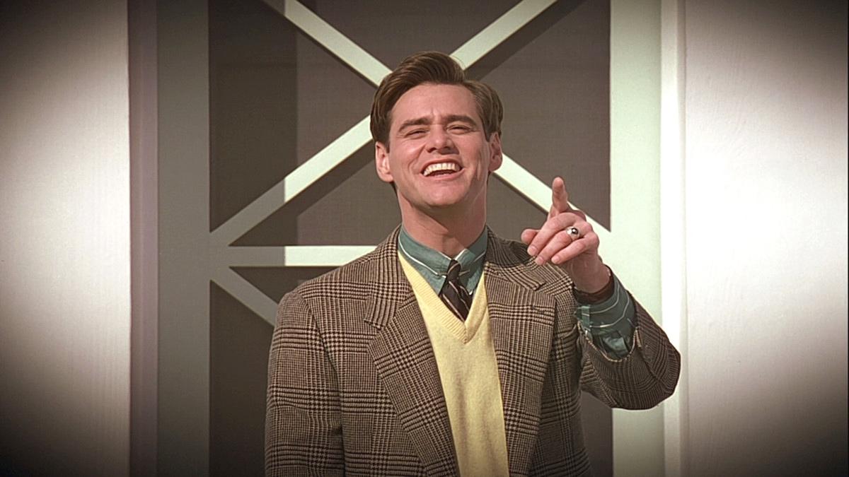 Truman Show : Fotograf Jim Carrey