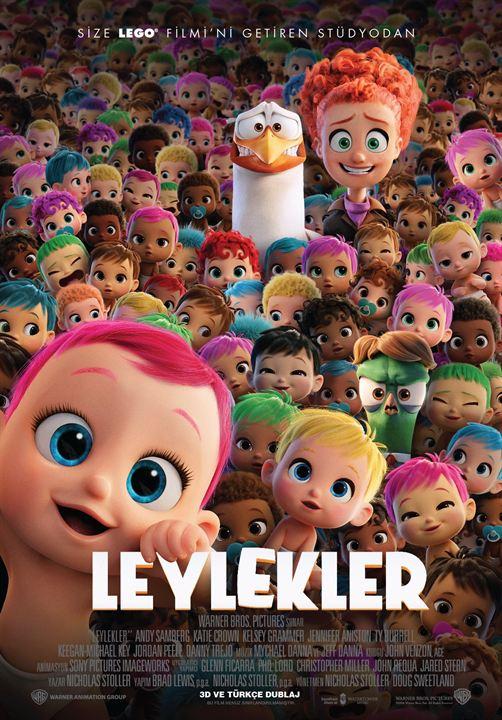 Leylekler : Afis