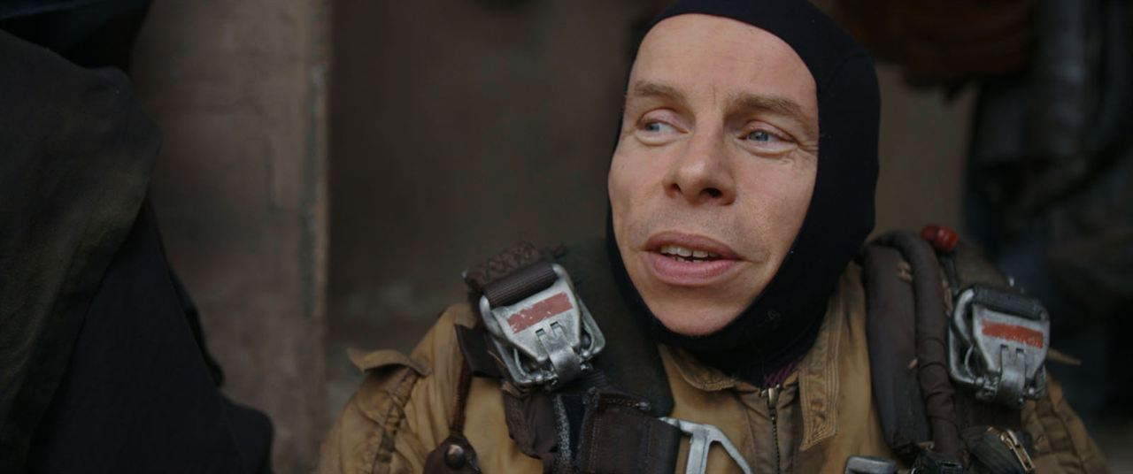 Rogue One: Bir Star Wars Hikayesi : Fotograf Warwick Davis