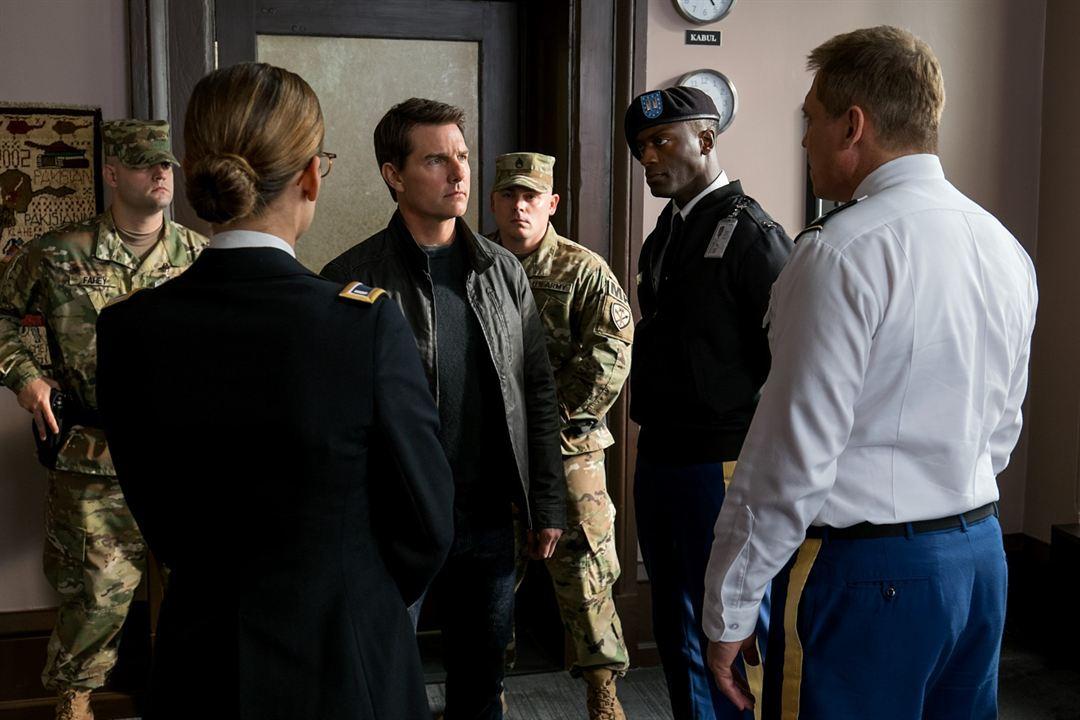 Jack Reacher: Asla Geri Dönme : Fotograf Aldis Hodge, Holt McCallany, Jessica Stroup, Tom Cruise