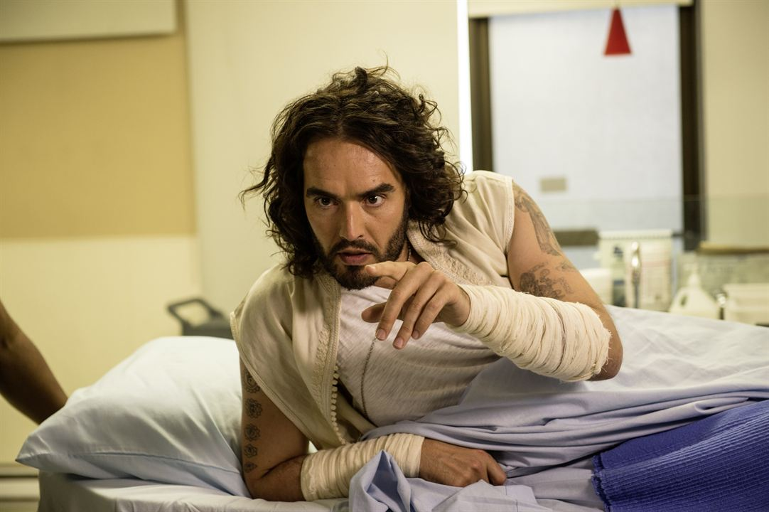 Army Of One : Fotograf Russell Brand