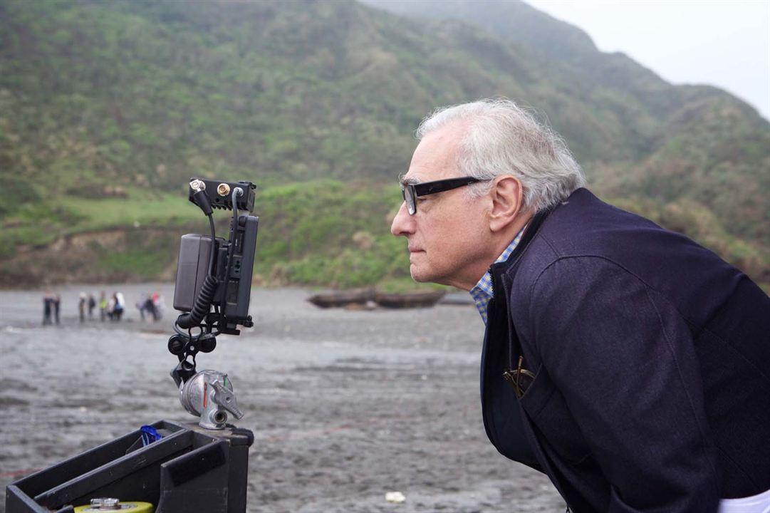 Silence : Fotograf Martin Scorsese