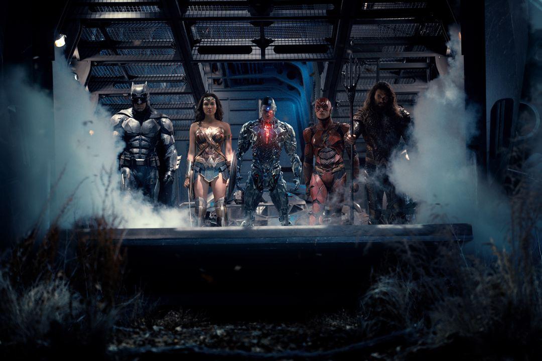 Justice League: Adalet Birligi : Fotograf Ben Affleck, Ezra Miller, Gal Gadot, Jason Momoa, Ray Fisher