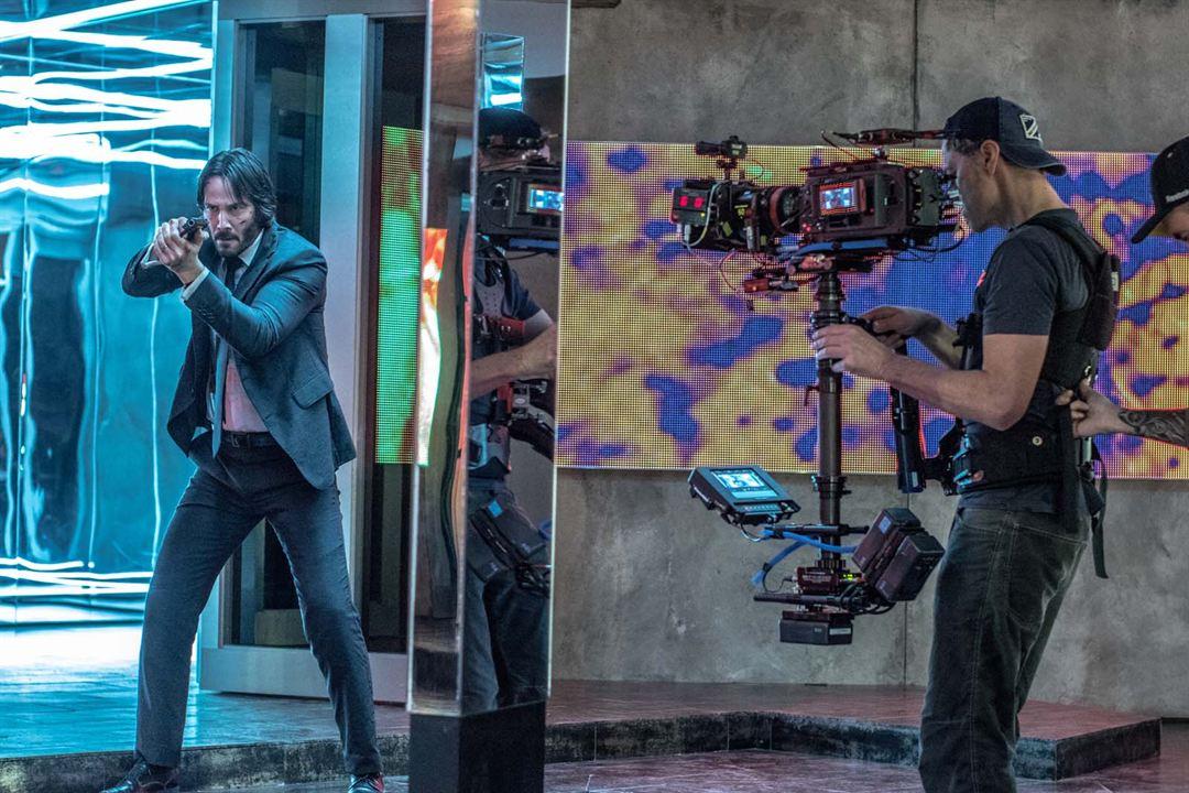 John Wick 2 : Fotograf Chad Stahelski, Keanu Reeves