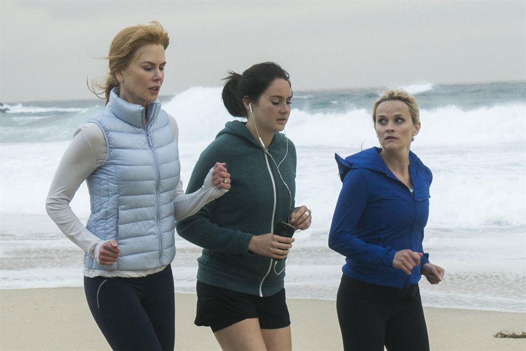 Fotograf Nicole Kidman, Reese Witherspoon, Shailene Woodley