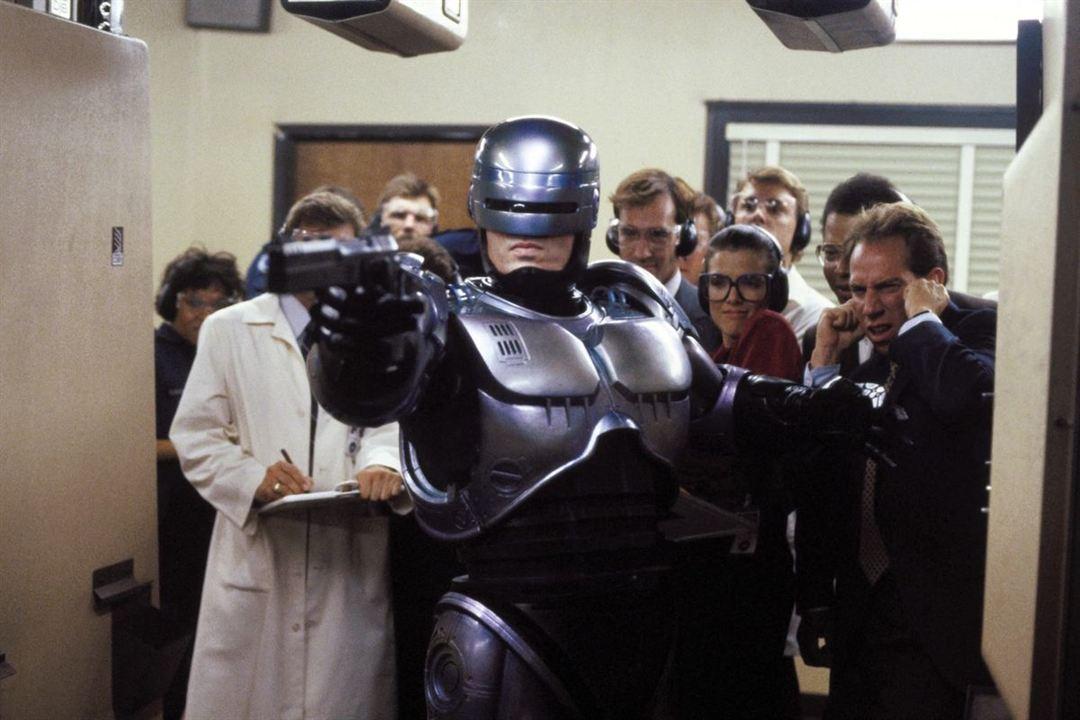 RoboCop : Fotograf Peter Weller
