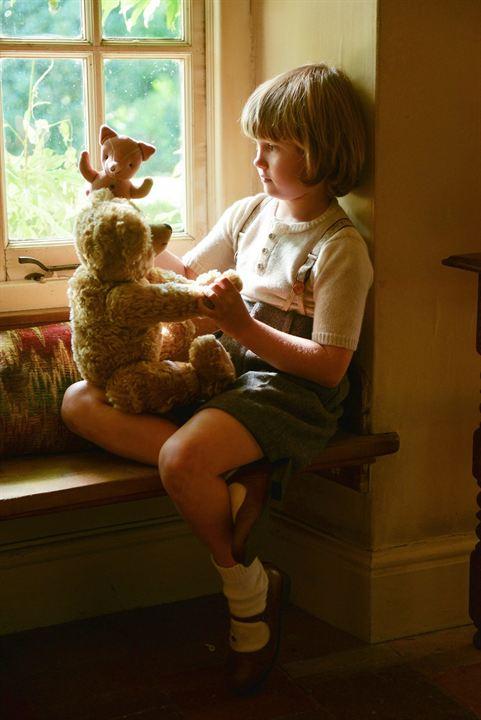 Goodbye Christopher Robin : Fotograf Will Tilston