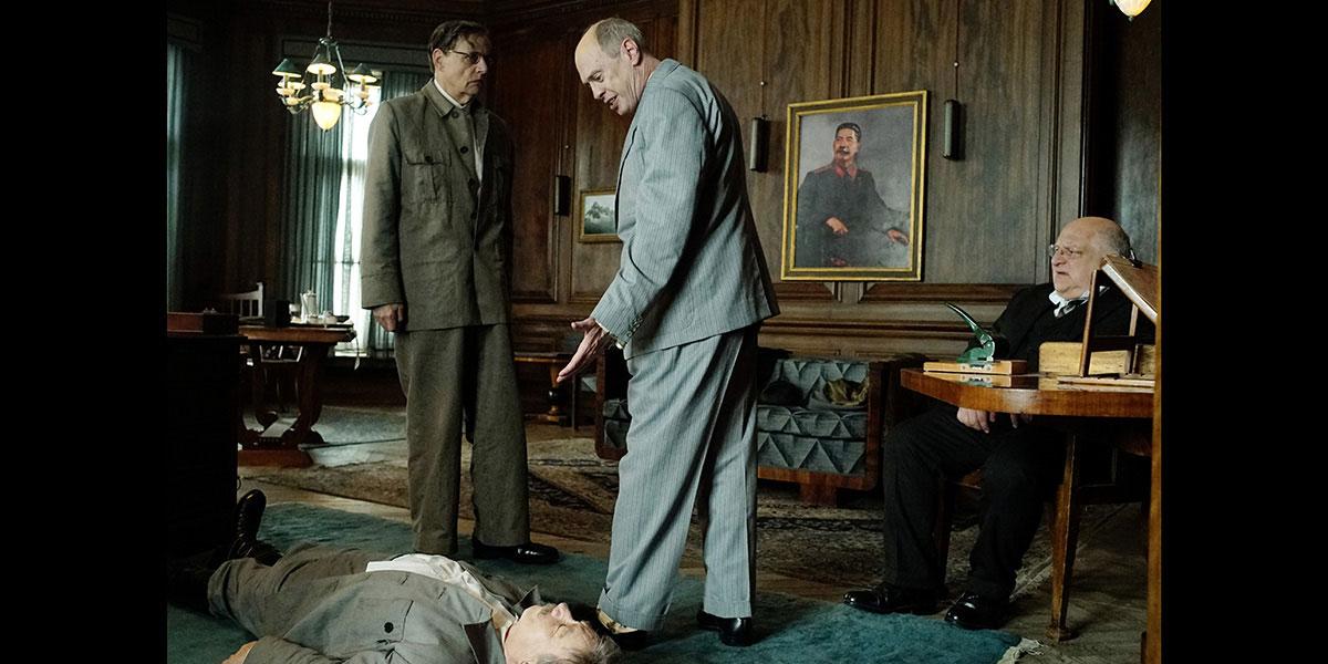 Stalin'in Ölümü : Fotograf Adrian McLoughlin, Jeffrey Tambor, Simon Russell Beale, Steve Buscemi