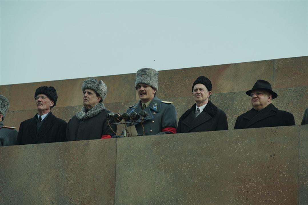 Stalin'in Ölümü : Fotograf Jeffrey Tambor, Michael Palin, Rupert Friend, Simon Russell Beale, Steve Buscemi
