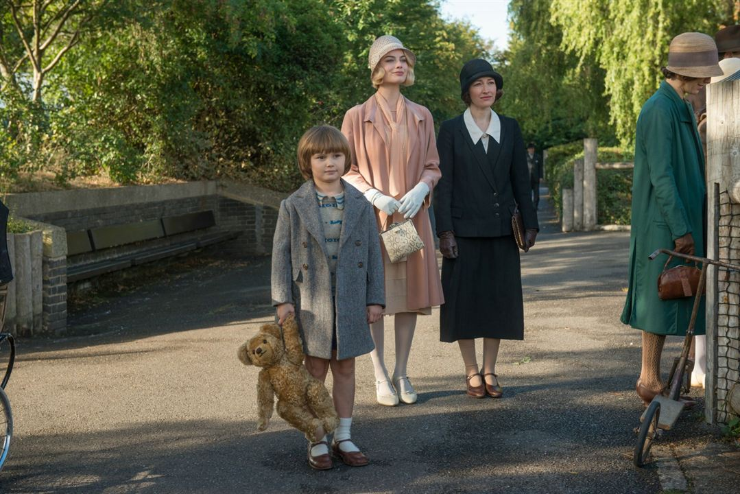 Goodbye Christopher Robin : Fotograf Kelly Macdonald, Margot Robbie, Will Tilston