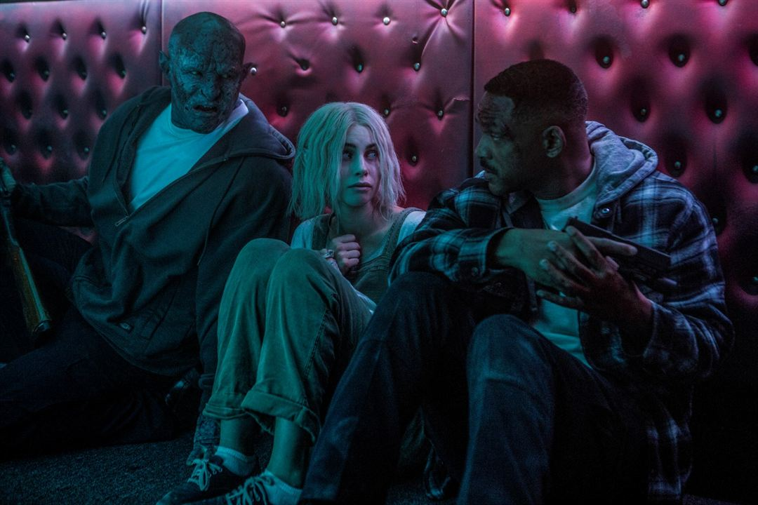 Bright : Fotograf Joel Edgerton, Lucy Fry, Will Smith