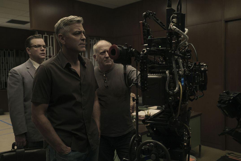 Suburbicon : Fotograf George Clooney, Matt Damon