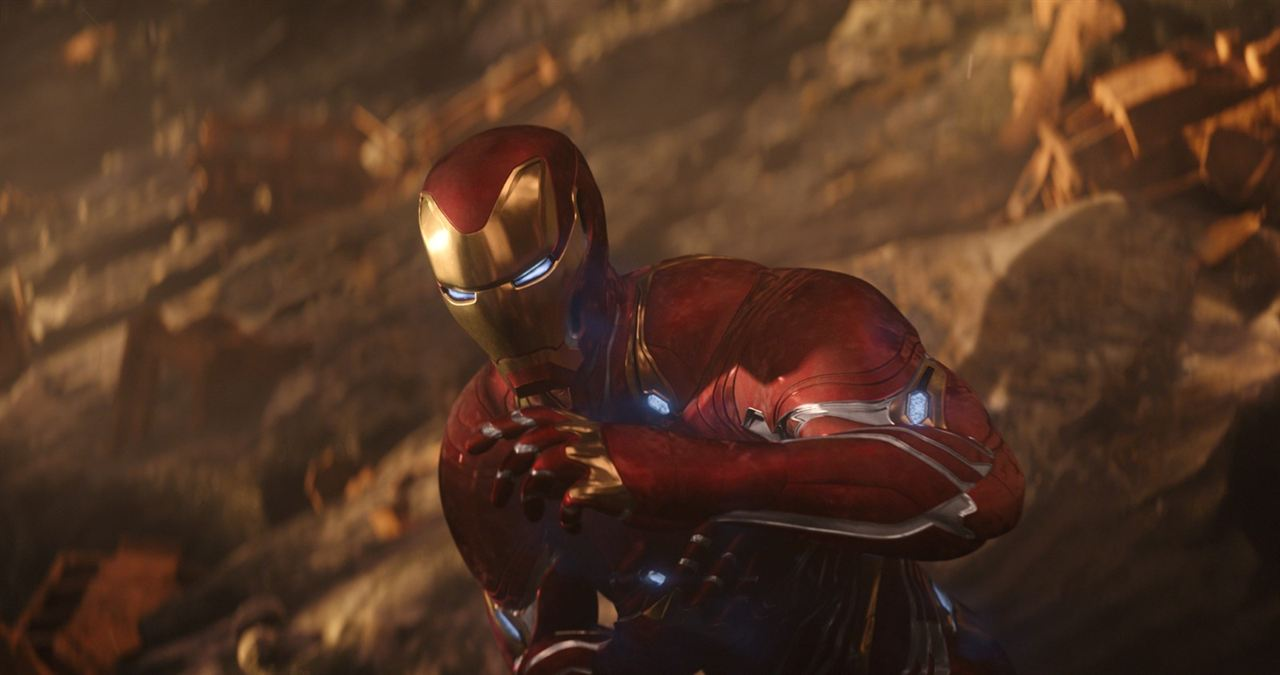 Avengers: Sonsuzluk Savasi : Fotograf Robert Downey Jr.