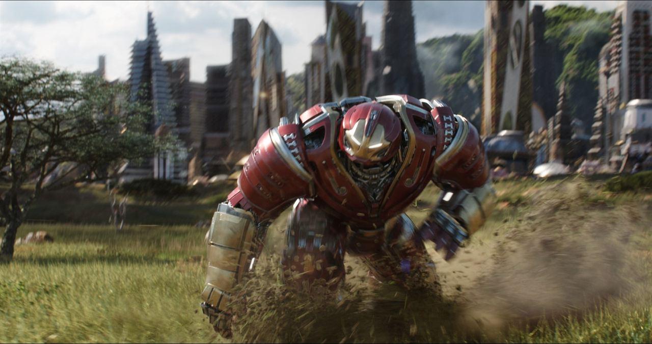 Avengers: Sonsuzluk Savasi : Fotograf