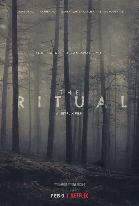 The Ritual : Afis