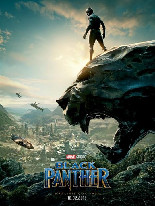Black Panther : Afis