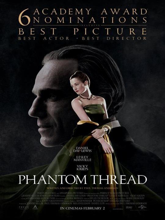 Phantom Thread : Afis