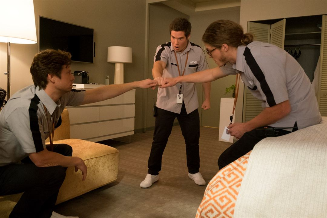 Game Over, Man! : Fotograf Adam DeVine, Anders Holm, Blake Anderson