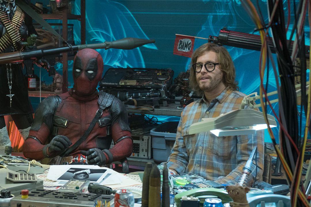Deadpool 2 : Fotograf Ryan Reynolds, T.J. Miller