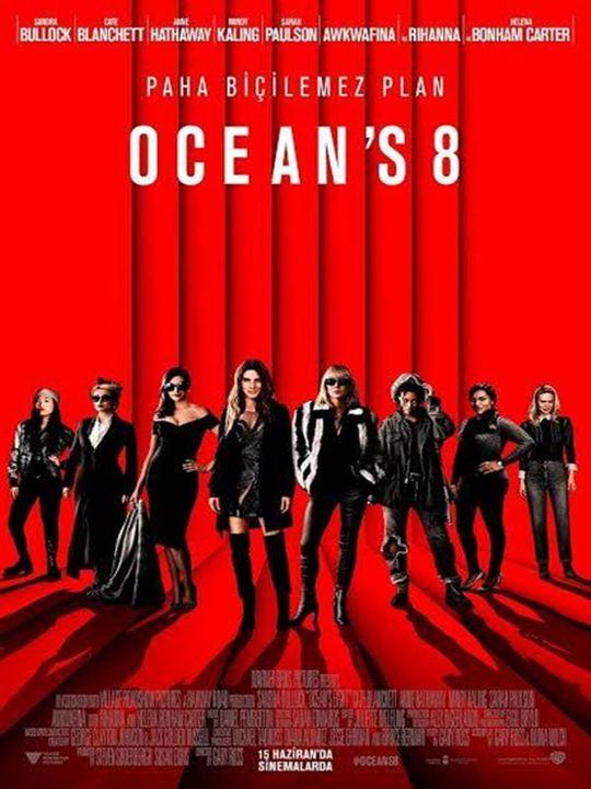 Ocean's 8 : Afis