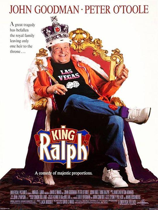King Ralph : Afis