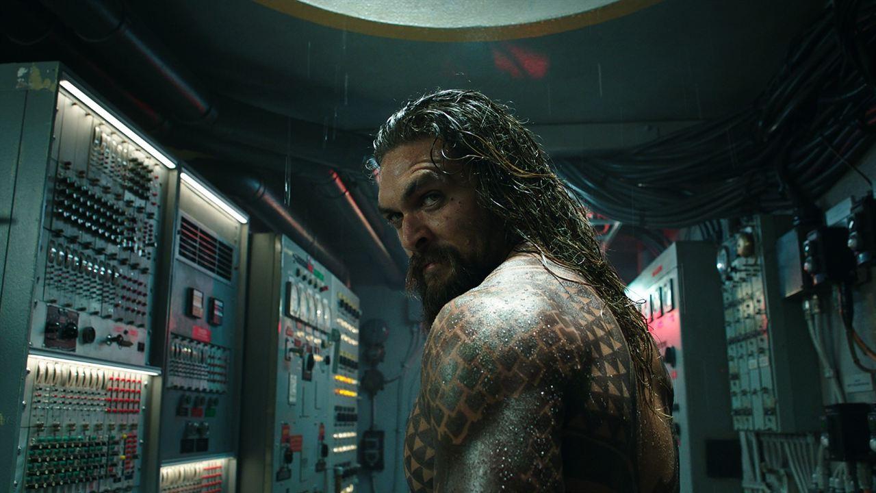 Aquaman : Fotograf Jason Momoa
