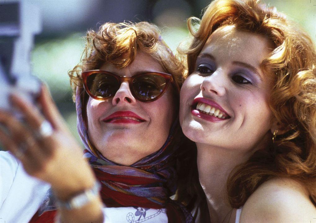 Thelma ve Louise : Fotograf Geena Davis, Susan Sarandon