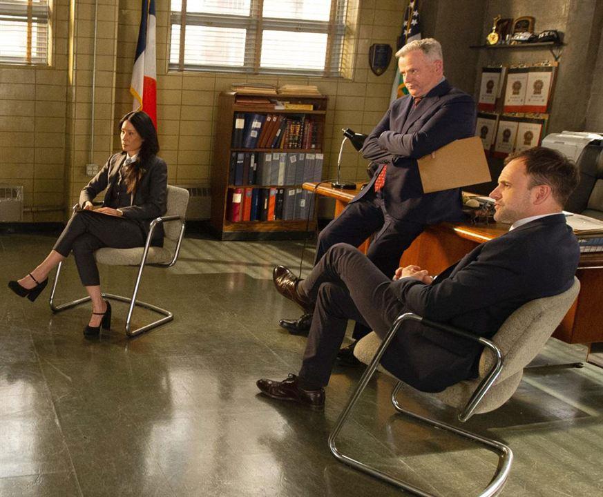 Fotograf Aidan Quinn, Jonny Lee Miller, Lucy Liu