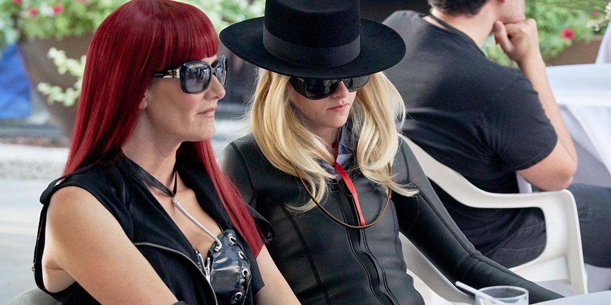 JT LeRoy : Fotograf Kristen Stewart, Laura Dern