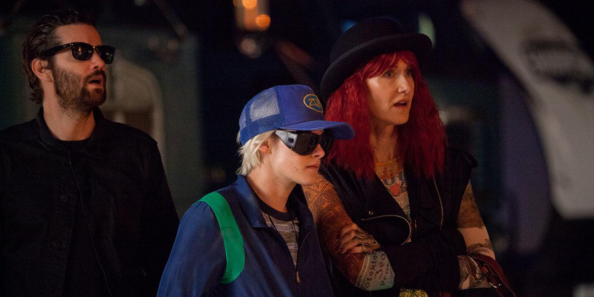 Jeremiah Terminator LeRoy : Fotograf Kristen Stewart, Laura Dern