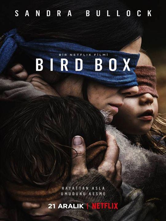 Bird Box : Afis
