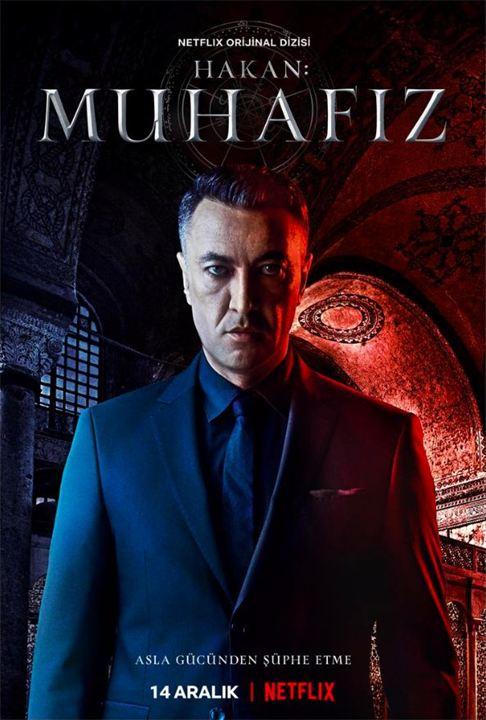 Hakan: Muhafiz / The Protector : Afis Mehmet Kurtulus