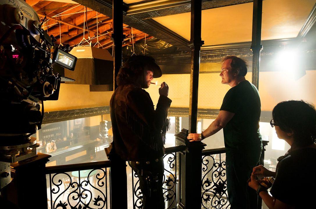Bir Zamanlar... Hollywood'da : Fotograf Quentin Tarantino