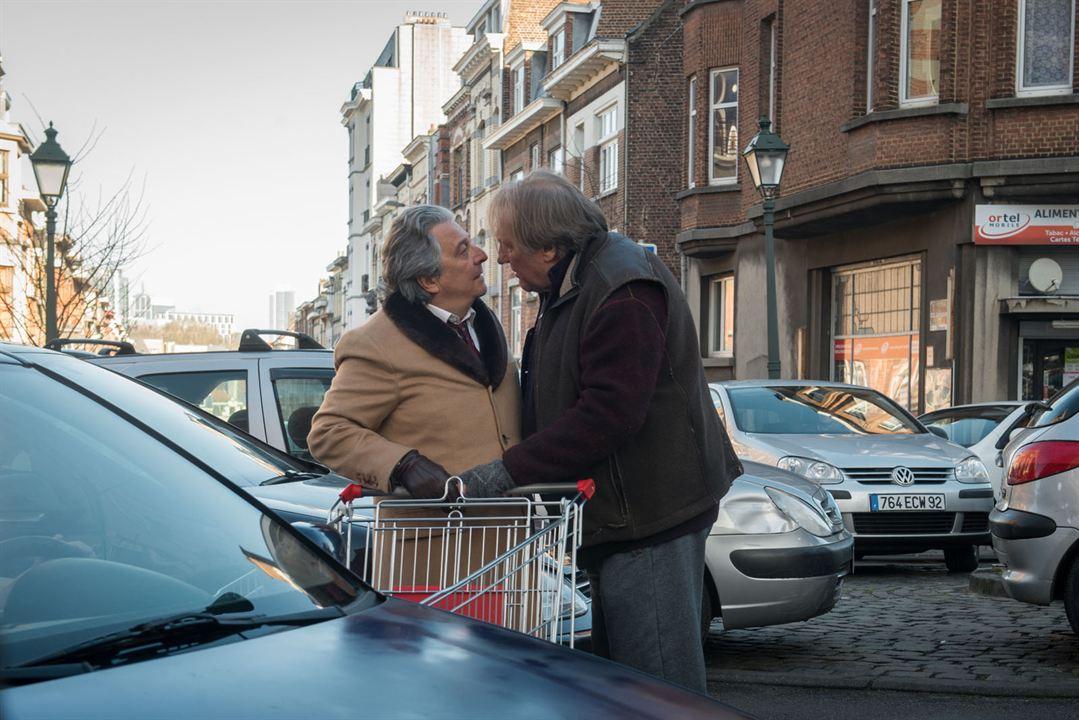 Fotograf Christian Clavier, Gérard Depardieu