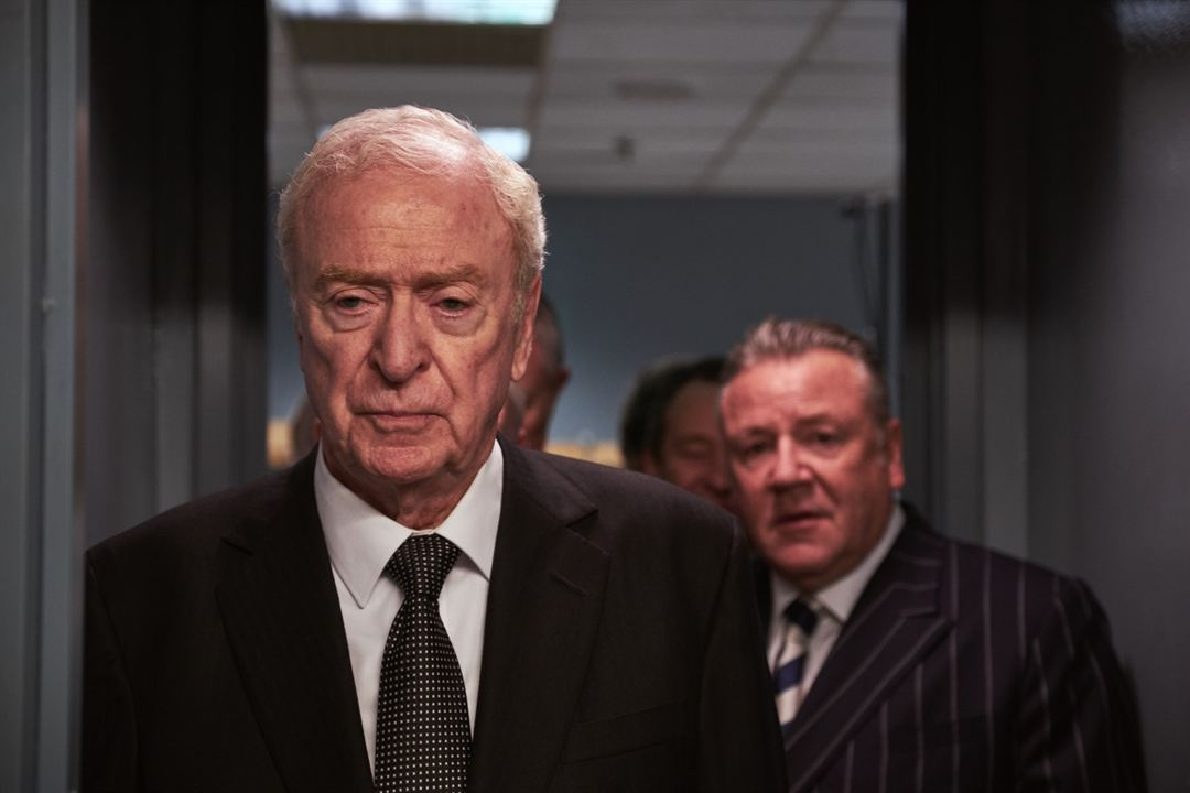 King Of Thieves : Fotograf Michael Caine, Ray Winstone