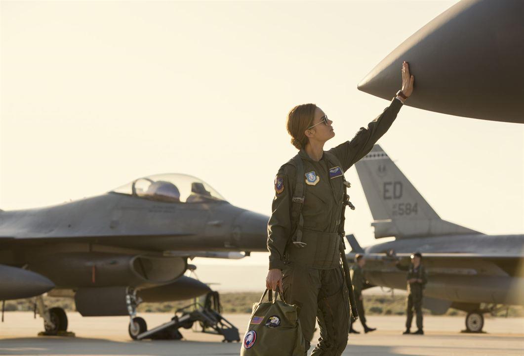 Captain Marvel : Fotograf Brie Larson