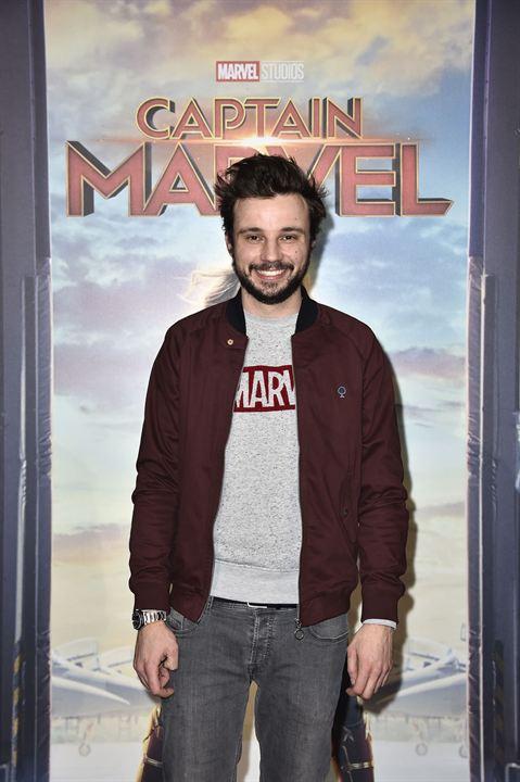 Captain Marvel : Vignette (magazine)