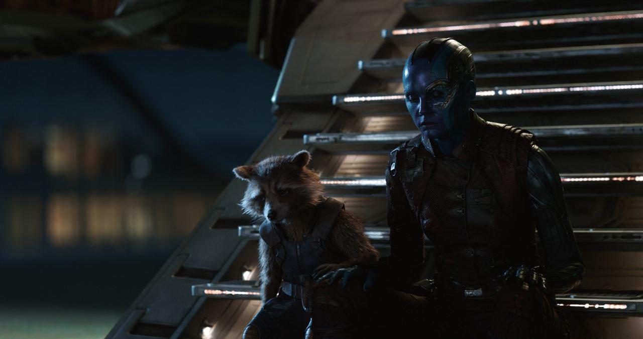 Avengers: Endgame : Fotograf Karen Gillan